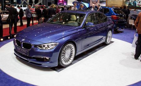 Alpina's B3 Biturbo Cranks the BMW 3-series to 404 Horsepower [2013 Geneva Auto Show]