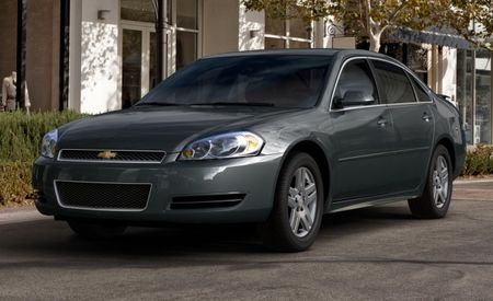 Rent Me, Baby, One More Time: Chevrolet to Continue Current-Gen Impala Production for Fleets