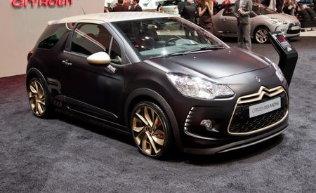 New Citroën DS3 Racing Limited-Edition Arrives to Celebrate WRC Success [2013 Geneva Auto Show]