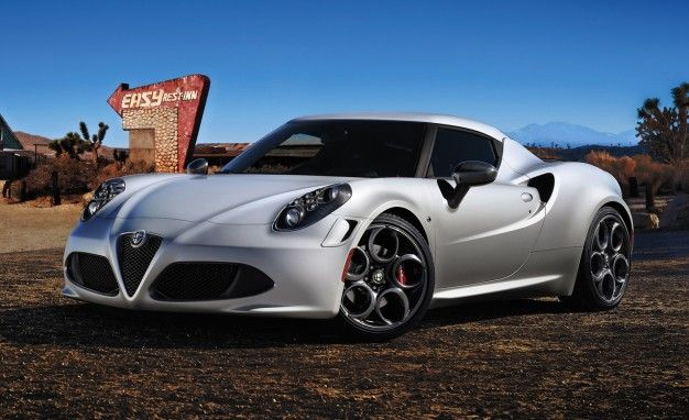 Alfa Romeo 4c Reviews Price Photos And Specs Car Driver