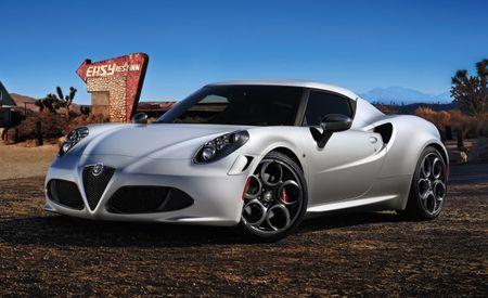 Alfa Romeo Sending 500 4C Launch Editions to U.S. [2013 Geneva Auto Show]