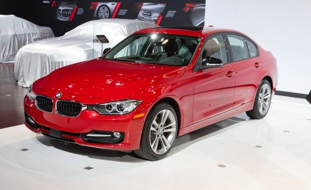 2014 BMW 328d Diesel Sedan Officially Debuts, All-Wheel-Drive Wagon Variant Coming