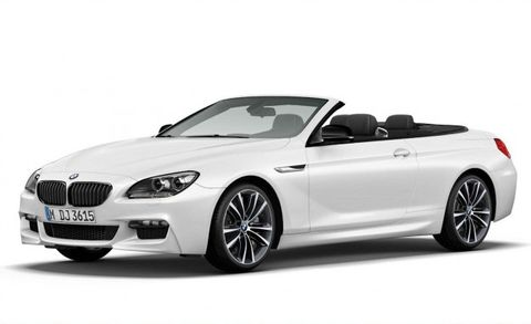 BMW's 2014 6-series Lineup Receives a Few Performance Upgrades and a Special Edition