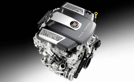 Cadillac Announces 420-hp Twin-Turbo V-6 for 2014 CTS, XTS [2013 New York Auto Show]
