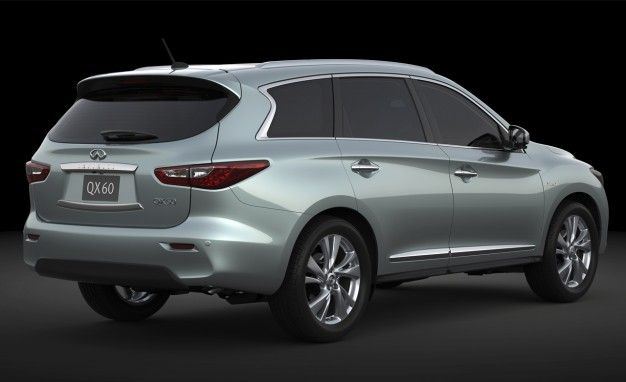 Infiniti Jx35 Now The Qx60 Gains Hybrid Variant For 2014 News