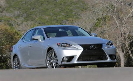 2014 Lexus IS250 Images: Deep in the Heart of Texas