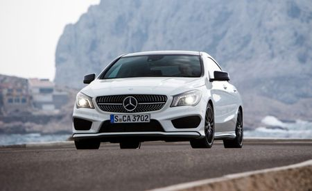 Mercedes to Skip Diesel Offerings in American-Market CLA; Diesel GLA Unlikely