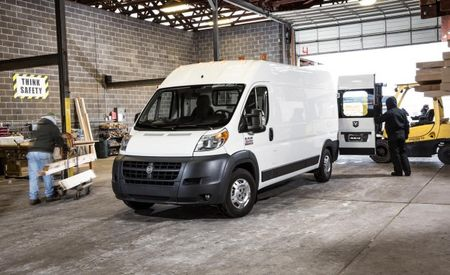 All-New 2014 Ram ProMaster Priced, Real Vans Start at $27,525