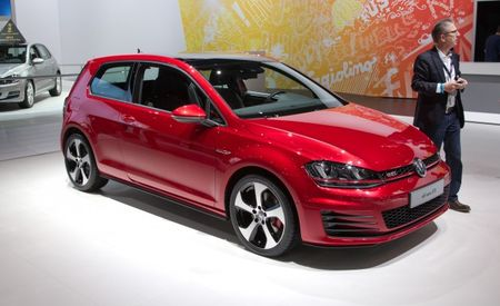 Volkswagen Details U.S.-Spec 2015 Golf and GTI Powertrains [2013 New York Auto Show]