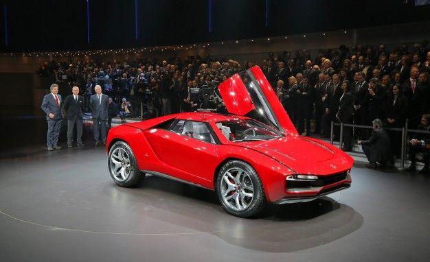 360 Photos Of Italdesign Giugaro Parcour Concept News Car And