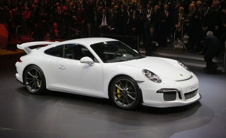 2014 Porsche 911 GT3: Low, Glorious, and Sexy [In the Round 360˚ Photos]