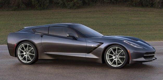 Callaway to Offer Shooting Brake Conversion Kit for 2014 C7 Corvette