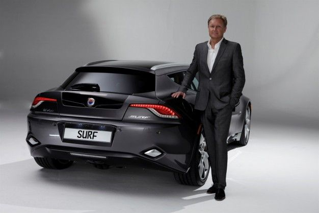 Henrik Fisker Out at Fisker, Paving Way for Sale of Company