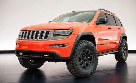 Jeep and Mopar Reveal Six New Concepts for This Year's Moab Easter Jeep Safari