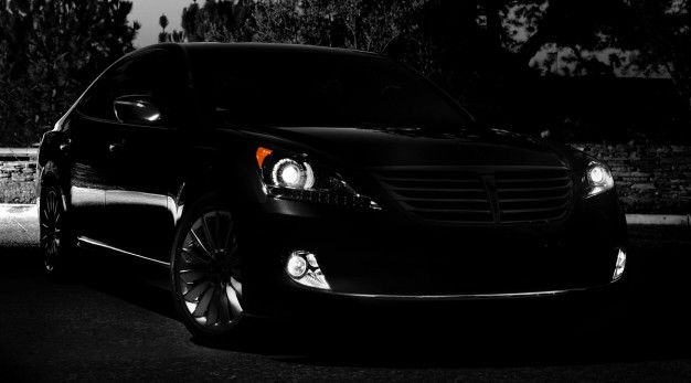 Hyundai Teases Updated 2014 Equus: There Are Four Lights [2013 New York Auto Show]