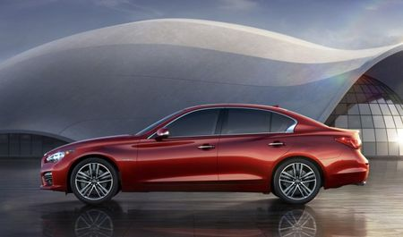 Infiniti to Build Extended-Wheelbase Q50 for Chinese Market [2013 Shanghai Auto Show]