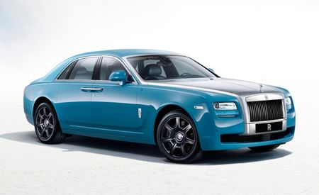 2013 Rolls-Royce Alpine Trial Centenary Collection Ghost: 100 Years of Being the Best [2013 Shanghai Auto Show]