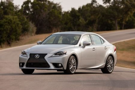 Price Cuts in the Sports-Sedan Aisle: 2014 Lexus IS Starts at $36,845