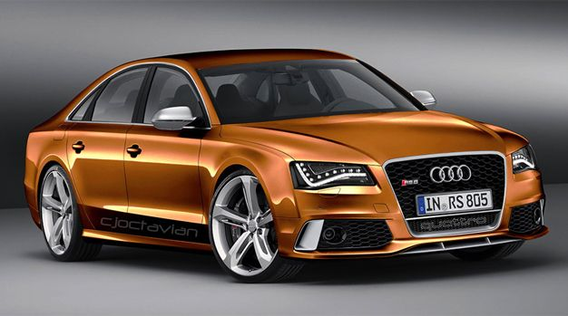 "An Audi RS8? You Bet Your RS It Could Happen—Emphasis on ""Could"""
