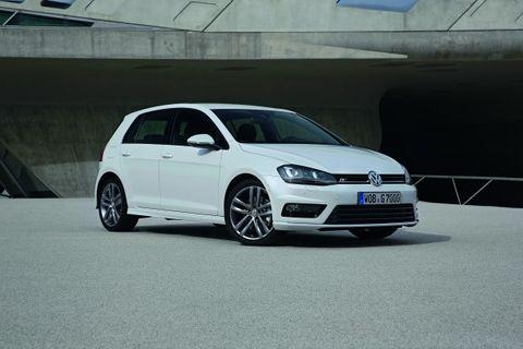 Volkswagen Golf MkVII Gets R Line Treatment—At Least in Europe