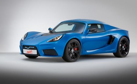 Detroit Electric Reveals Two-Seat, All-Electric SP:01 Sports Car in the Motor City