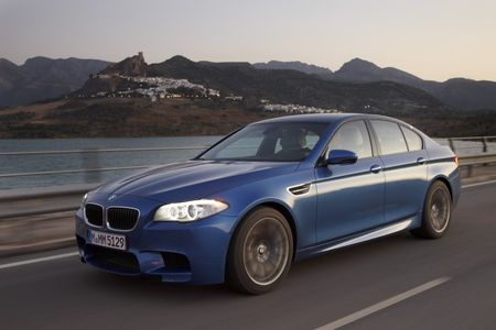 2014 BMW M5 and M6 to Receive 575-hp Competition Package