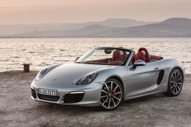 Porsche's Flat-Four is in the Works, but Won't See the Light of Day Any Time Soon