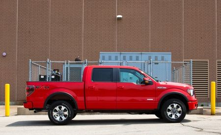 NHTSA Looking Into Possible Ford F-150 EcoBoost V-6 Acceleration Woes, Report Says