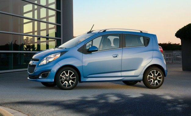 2014 Chevrolet Spark Punting Its Four-Speed Automatic for a CVT