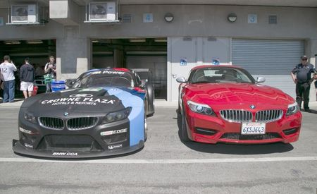 BMW's Z4 GTE Picks Up Where the M3 GT Left Off—Winning