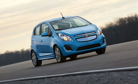 Spark Me Up: 2014 Chevy Spark EV Starts at $27,495
