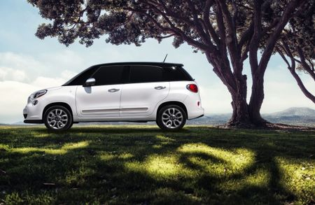 Livin' Large: 2014 Fiat 500L Starts at $19,900