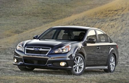 Hold the Line: Subaru Announces Minimal Price Increases for 2014 Legacy, Outback
