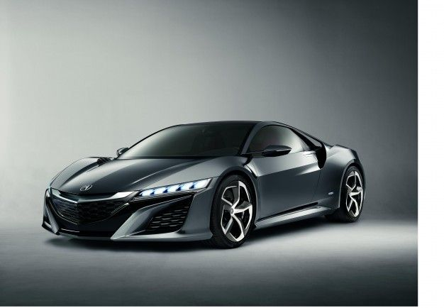 Acura Reveals More Details of NSX, Will be Produced in Ohio