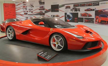 LaFerrari Designs that Didn't Make the Cut: From Skunkworks to the Museum