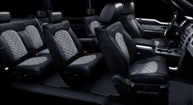 Hennessey's Ford Raptor–Based VelociRaptor SUV: Eight Seats, 600 hp ...