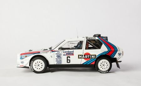 The King of Killer Bs in 1:18 Scale: This Hyper-Detailed 1985 Lancia Delta S4 Model Is a Must-See [Photo Gallery]
