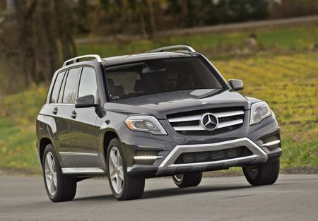 Feel the (Oil) Burn: 2013 Mercedes-Benz GLK250 BlueTec 4MATIC Starts at $39,495