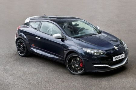 Red Bull Racing RB8 Edition of the Renault Mégane: Cool, But We'll Wait for the Infinitis