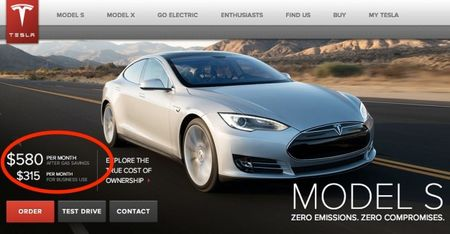 Citing Criticism,Tesla Revamps Lease Program, But Misdirection Remains