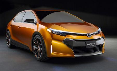 Details of 2014 Toyota Corolla's Order Guide Posted on Dealer Website