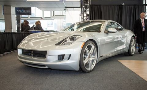 Karmic Dissonance: V-8–Powered, Karma-Based Destino Still on Track for Production Despite Fisker's Woes