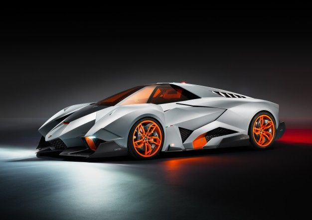 Lamborghini Egoista: Sant'Agata's Aviation-Inspired, Hot Wheels–Like Anniversary Special