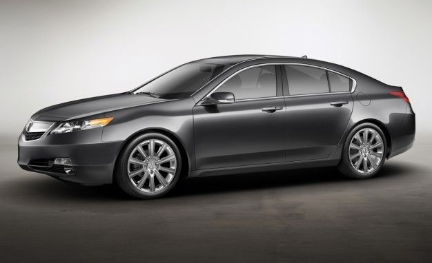 Acura Cuts Another Slice for its TL Sedan, Adding Front-Drive Special Edition Model for 2013
