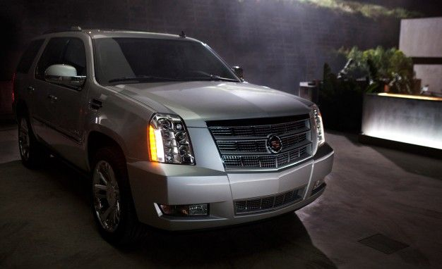Coming Soon: Cadillac Confirms Next-Generation Escalade Going On Sale Early 2014