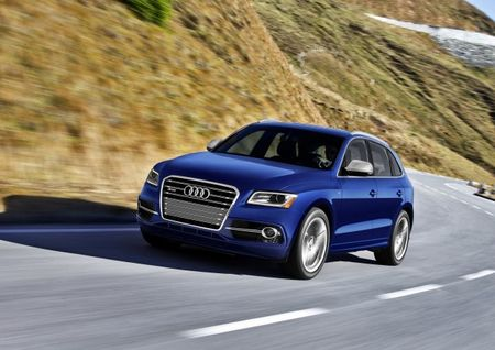 SQs Us, Please! 2014 Audi SQ5 Starts at $52,795