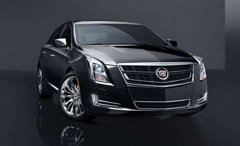 Cadillac Prices, Details Twin-Turbo-V-6–Powered 2014 XTS Vsport