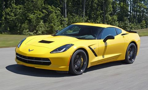 2014 Chevrolet Corvette Stingray Z51 Performance Estimates Revealed!