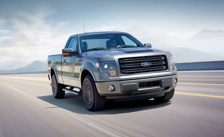 Ford Recalls 225,000 F-150 Pickups for Faulty Brakes