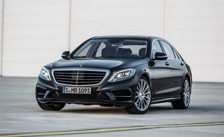 Sensory Overload: How the New Mercedes S-class Sees All